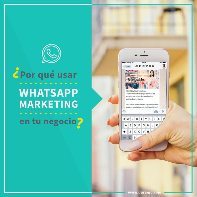 Por qué usar Whatsapp Marketing en mi marca