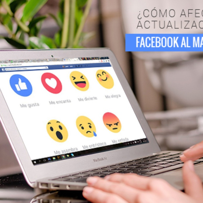 ¿Cómo afecta la actualización de Facebook al Marketing?