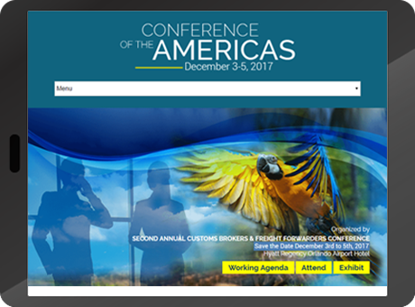 slider imagen pagina Conference of the americas